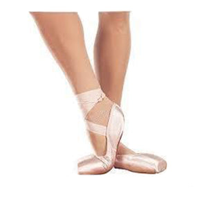 Sansha Soft Toe Demi Pointe Shoes