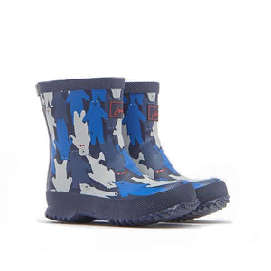 Joules Baby Multibear Wellies
