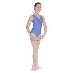 Roch Valley Ruche Front Leotard