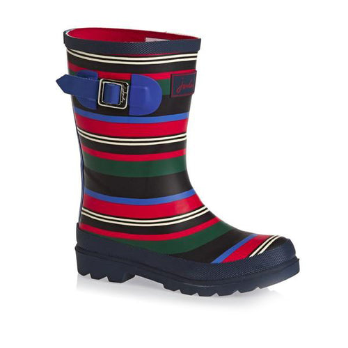 Joules Boys Multi Stripe - TheShoeZoo