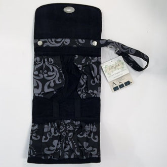 *NEW* Lillybit Uptown Diaper Clutch In Damask Print O/S