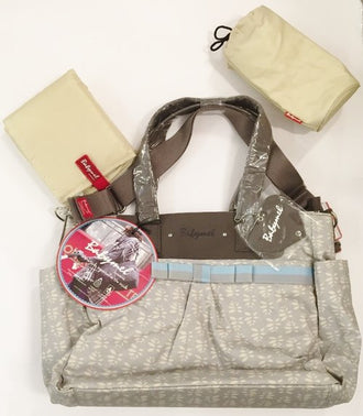 "*NEW* Babymel ""Cara"" Diaper Bag"