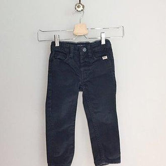 Burberry 5-Pocket Jeans With Adjustable Waist 3T