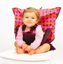 *NEW* My Little Seat Portable Canvas Childrens Seat O/S