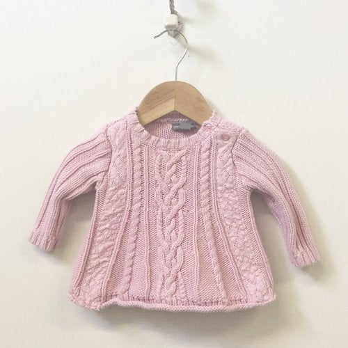 Gap Cable Knit Sweater 3M - 6M