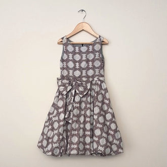 Redfish Kids Reversible Bubble Dress 6Y