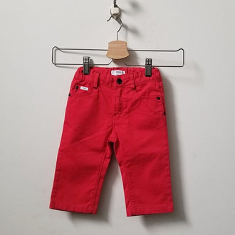 "Hugo Boss Straight Leg ""Regular Fit"" Pants 12M"