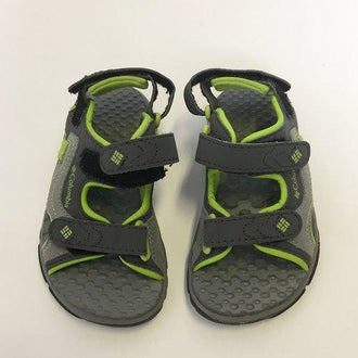 Columbia Velcro Waterproof Sport Sandals 6