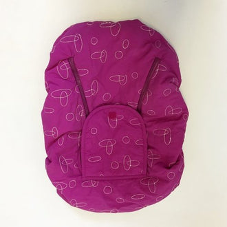 Easy Fleece Lined Car Seat Cover O/S