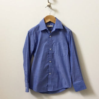 Appaman Button Down Dress Shirt 8Y
