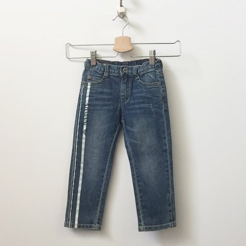Armani 5-Pocket Straight Leg Jeans 24M