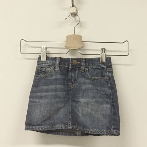 Gap 5-Pocket Denim Skirt 3T