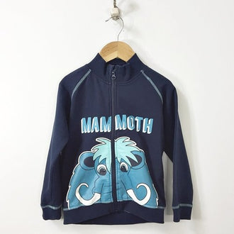 "Name-It ""Mammoth"" Full Zip Jacket 4Y - 5Y"