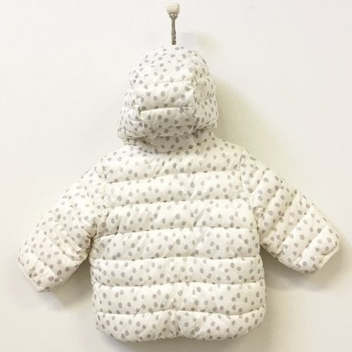 Gap 2-Piece Set Polka Dot Snowsuit 0 - 6M