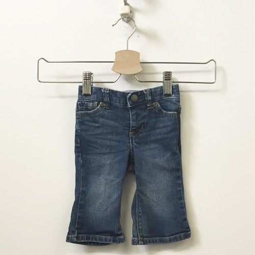 Gap 5-Pocket Boot Cut Jeans 3M - 6M