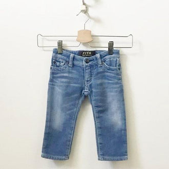 Fith Fine Method 5-Pocket Straight Leg Jeans 12M - 18M