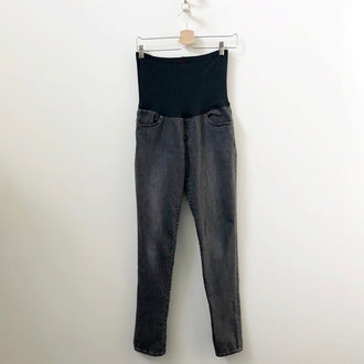 Gap Maternity Always Skinny Distressed Jeans 29
