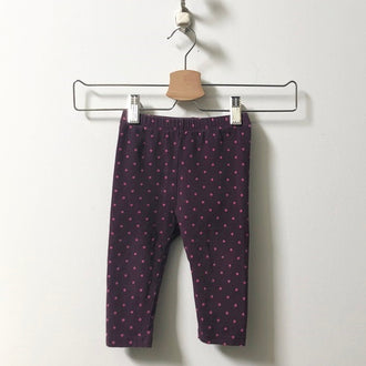 Gap Polka Dot Leggings 6M - 12M