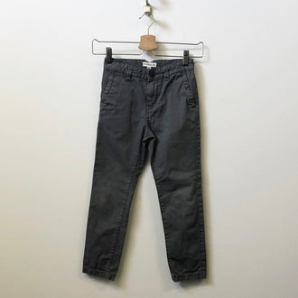 Tucker + Tate Flat Front Skinny Twill Pant 7Y