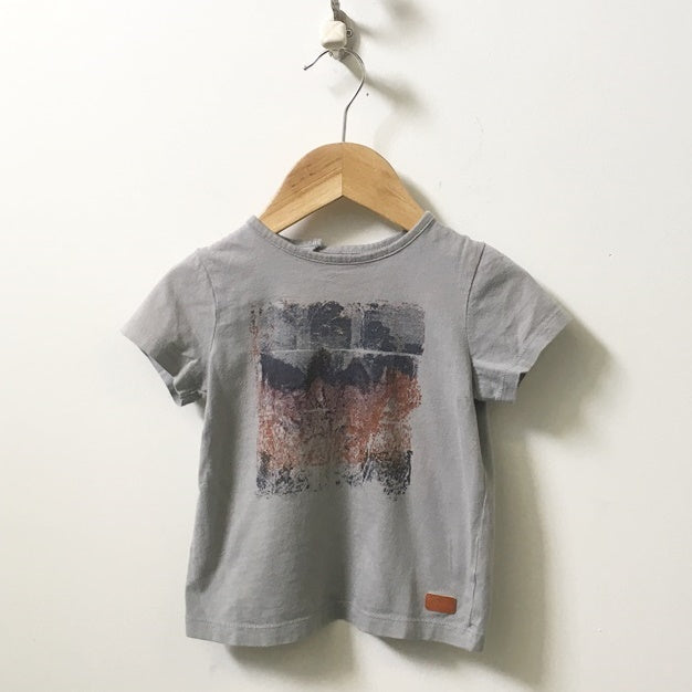 7 For All Mankind Graphic Tee 24M