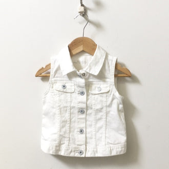 Gap Denim Vest 3T