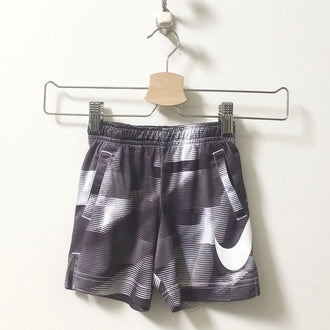 Nike Striped Dry-Fit Shorts 2T