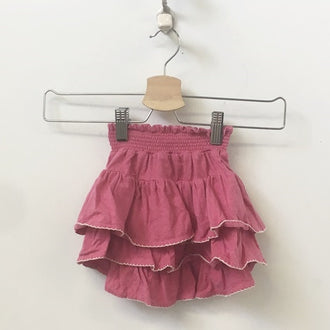 Little Wings Tiered Ruffle Skirt 12M