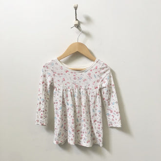 Peek 2-Piece Set Long Sleeve Bird Print Tee & Leggings 18M - 24M
