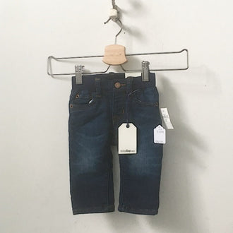 *NEW* Gap Straight Fit 5-Pocket Jeans 3M - 6M