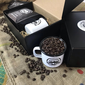 Hill Tree Mug and Coffee Gift Set