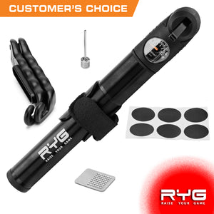 Mini Bike Pump (New)