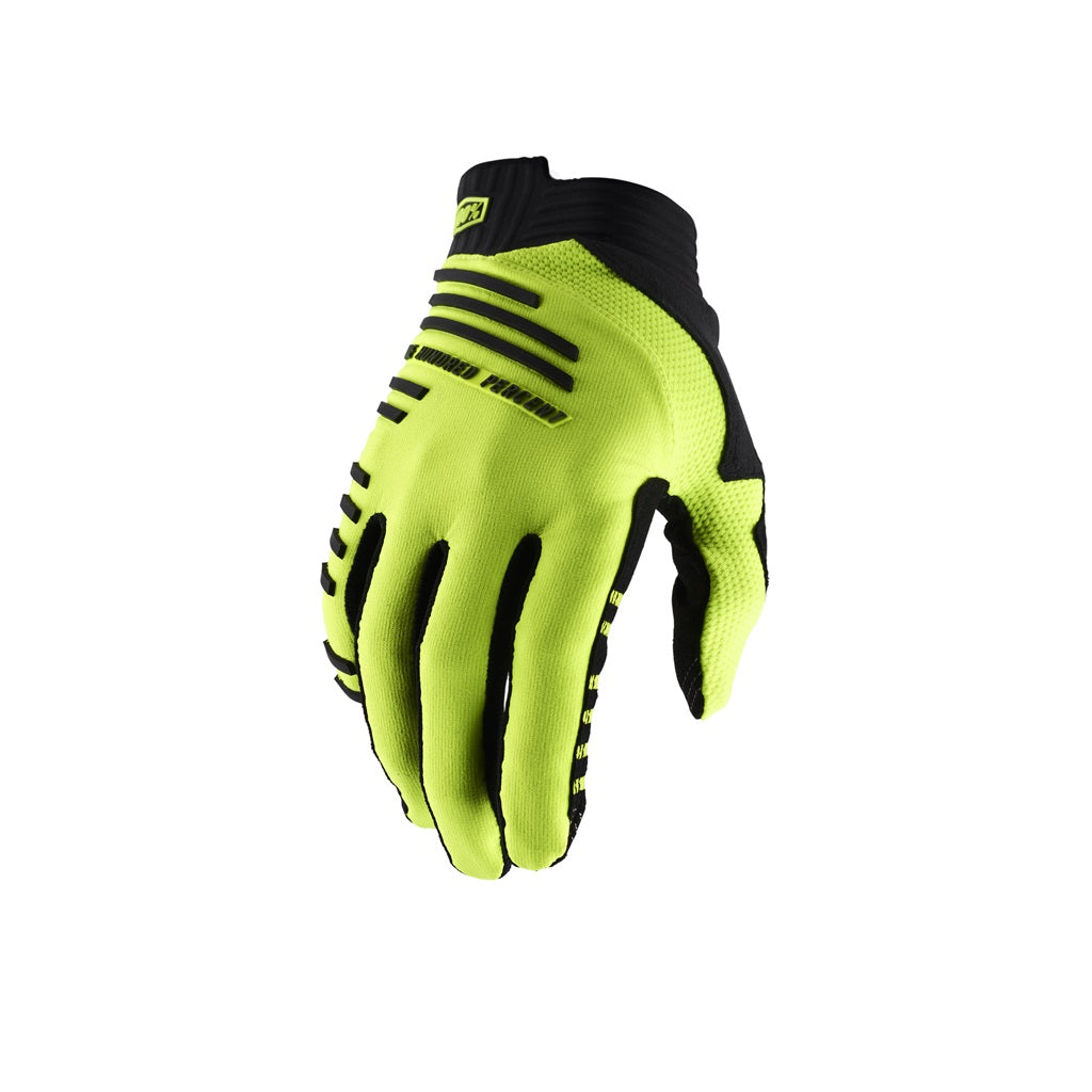 R-Core Gloves-Fluo Yellow