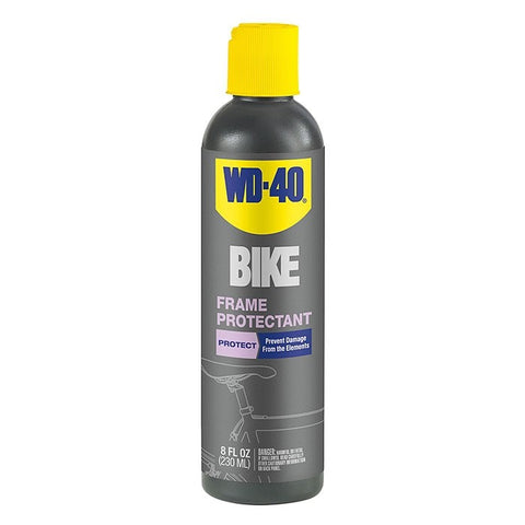 WD-40 Bike Frame Polish