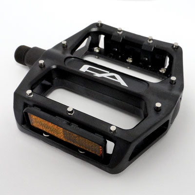 Free Agent Two X Alloy Pedals 9/16""