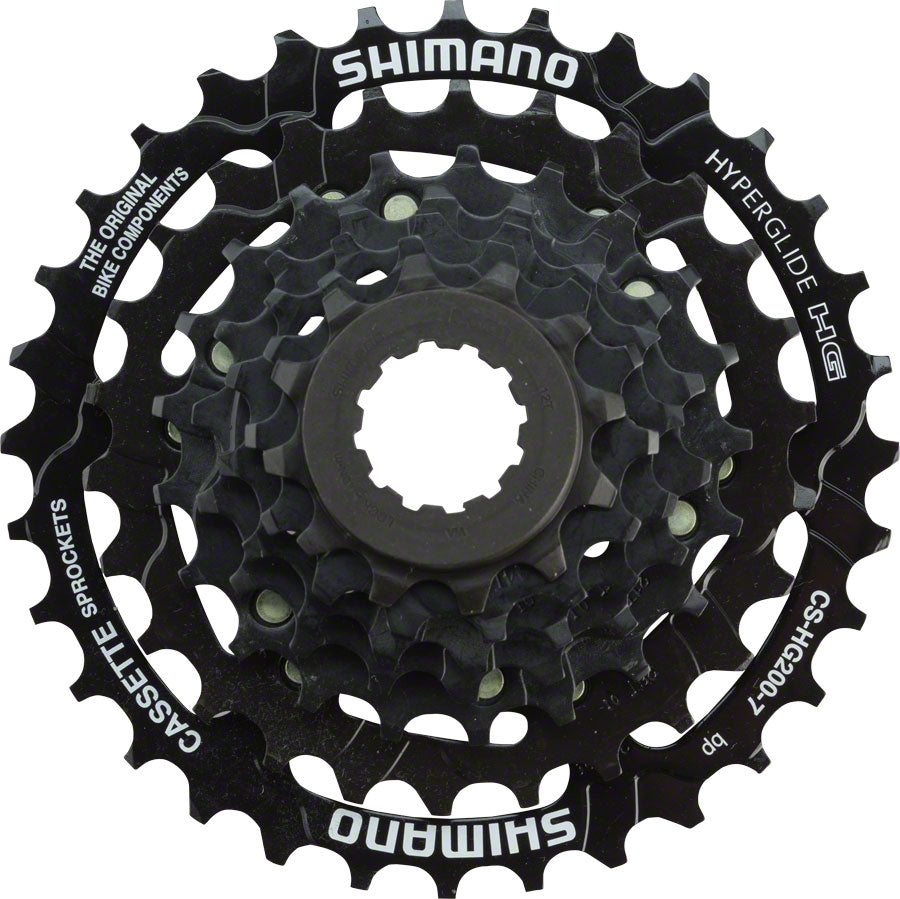 Shimano CS-HG200 7-Speed 12-32t Cassette