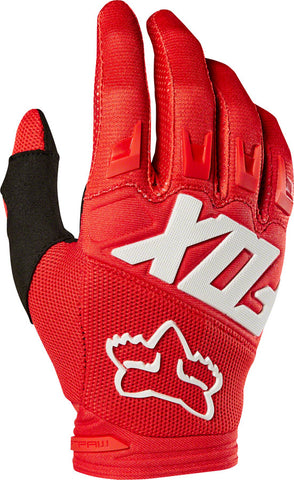 Fox Racing Dirtpaw Race Men's Full Finger Glove