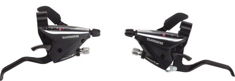 Shimano 3x7 Shifter Set EF65 V-Brake