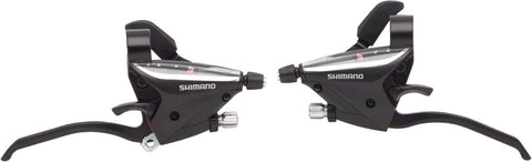 Shimano 3x8 Shifter Set EF65 V-Brake