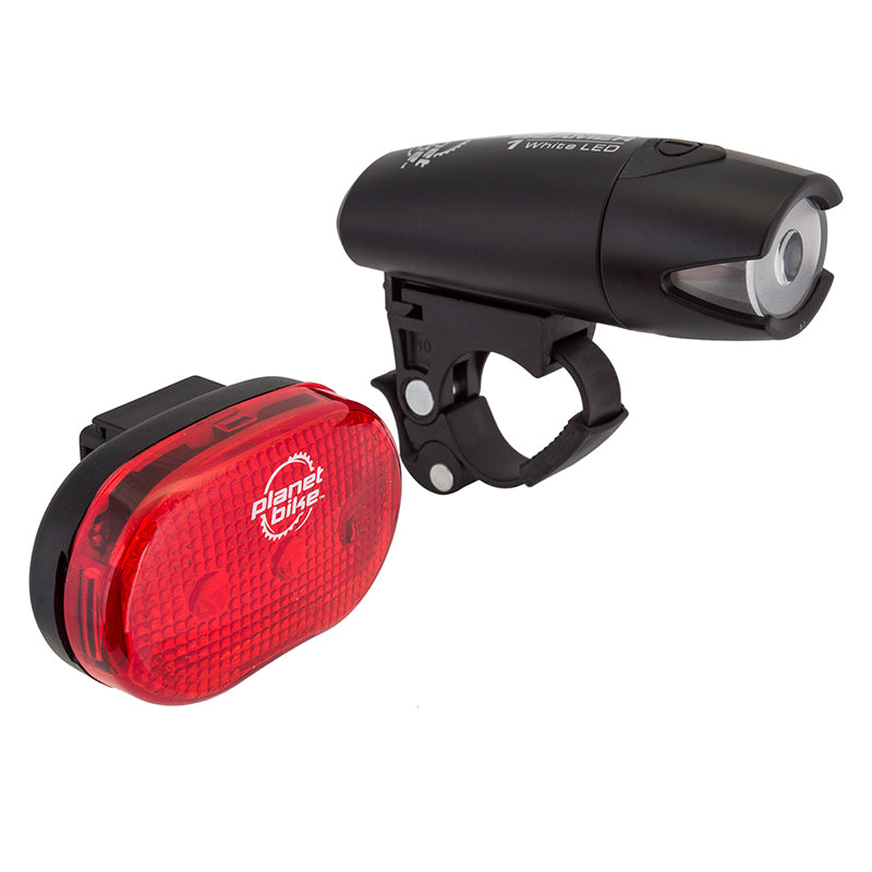 Planet Bike light combo