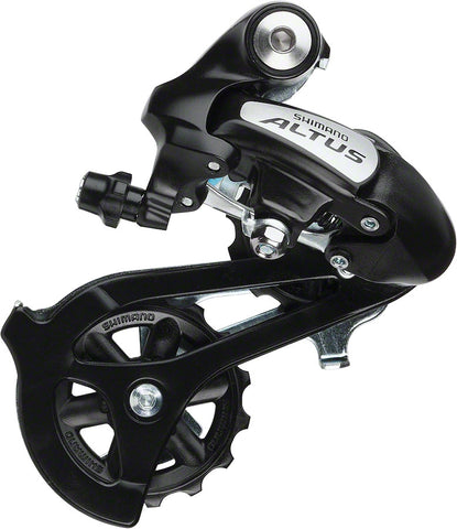 Shimano Altus RD-M310 Rear Derailleur - 7,8 Speed, Long Cage, Black