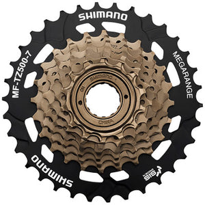 Shimano Tourney 7 Speed Freewheel 14-28T