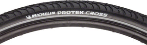 Michelin Protek Cross Tire, Black