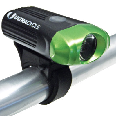 Ultracycle USB Rechargeable Headlight 250 Lumens