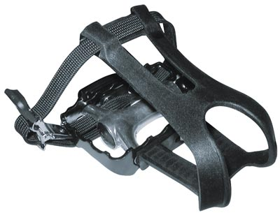 ULTRACYCLE PEDAL/TOE CLIP/STRAP COMBO