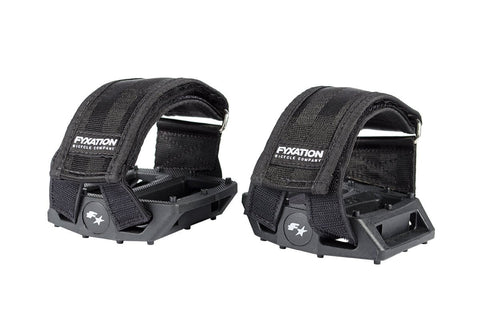 Fyxation Gates Pedal Straps (Straps Only)