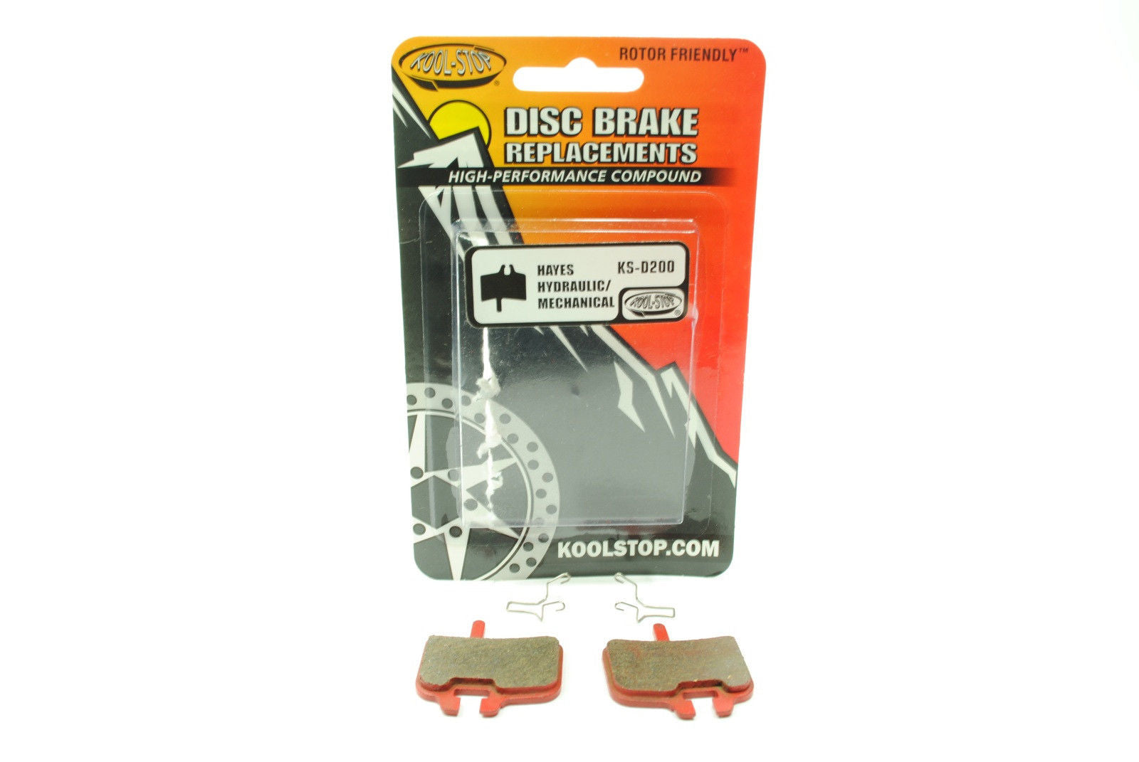 Kool-Stop Disc Brake Pads KS-D200