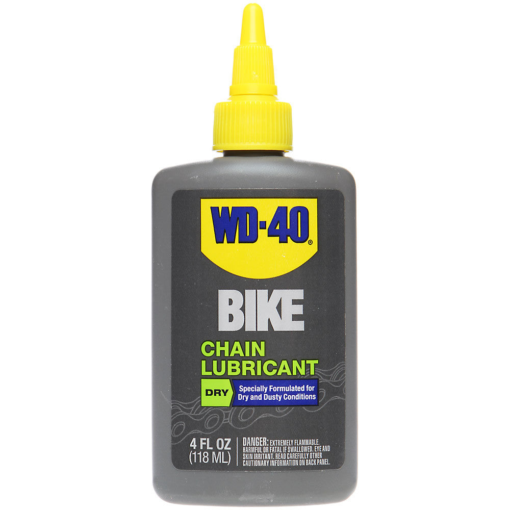 WD-40 Bike Chain Lubricant (Dry)