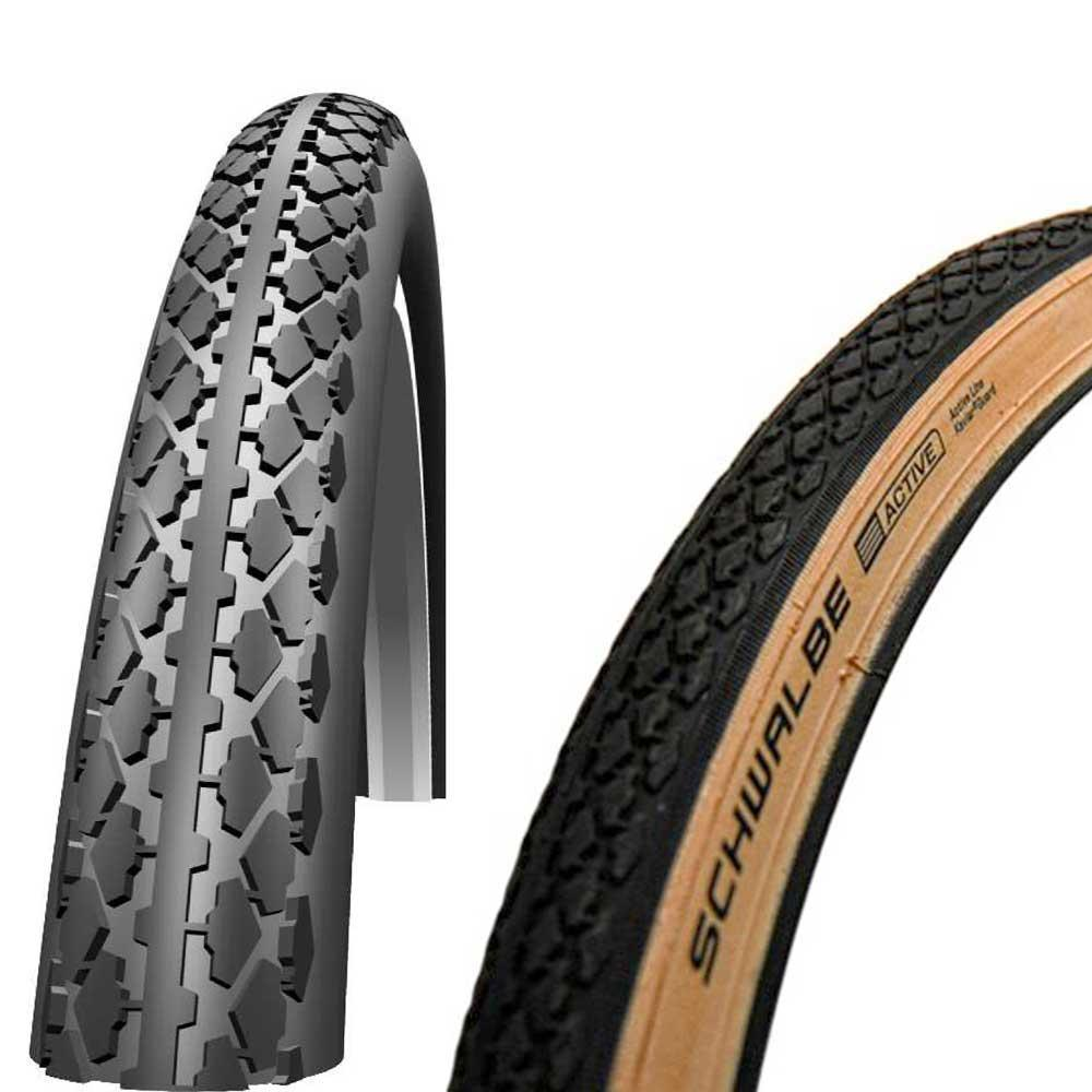 "Schwalbe Standard 27x 1/4"" Active K-Guard Tire"