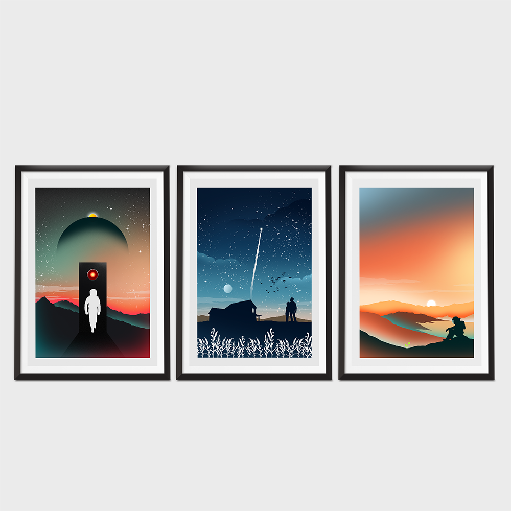 Money Saving Offer - Any 3 x Prints of your Choice Collection
