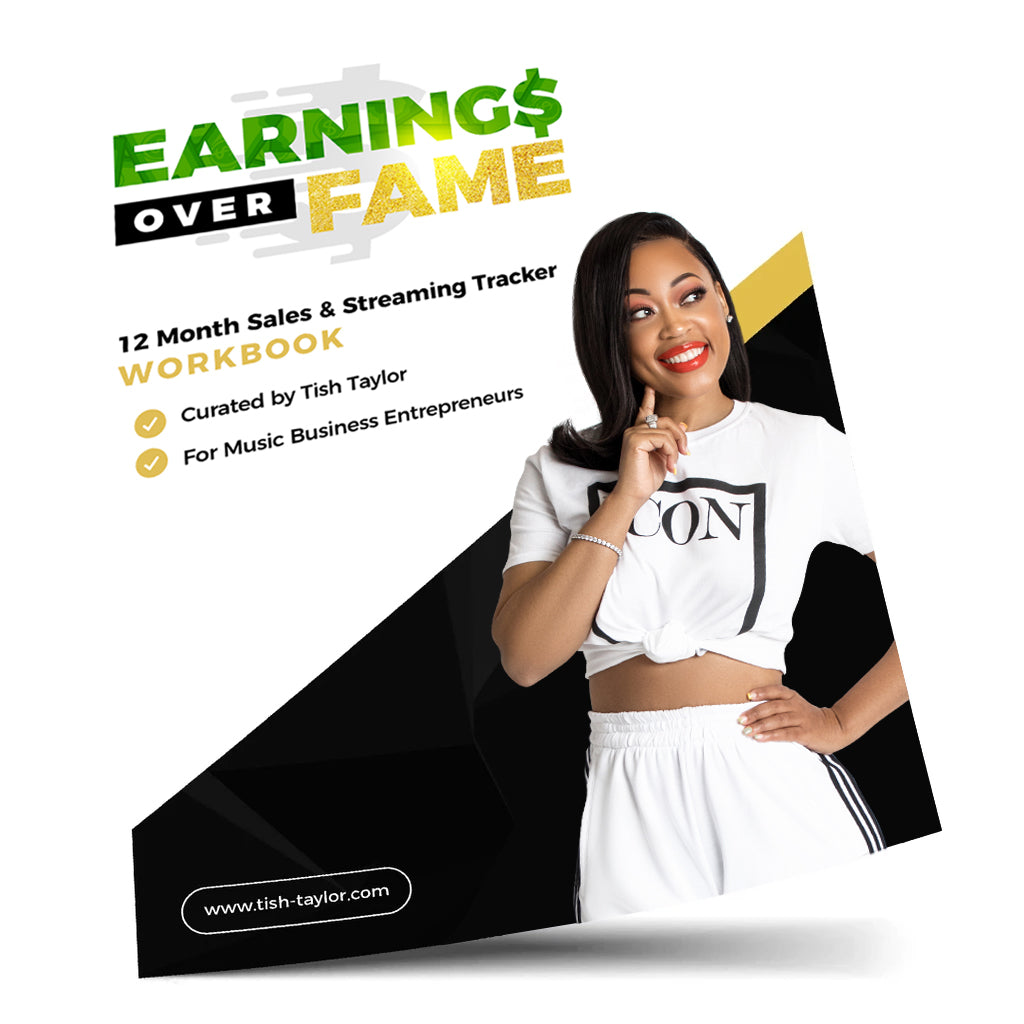 Earnings Over Fame Tracker
